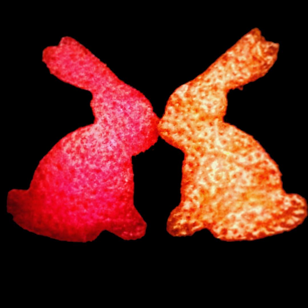 The Rabbithole Bar Kissing Rabbits