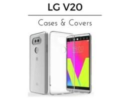 lg v20 cases