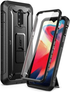 SUPCASE Rugged Holster Case with Built-in Screen Protector