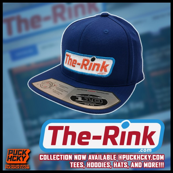 The Rink 6 Official Rinkrat Apparel from PUCKHCKY