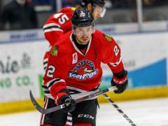 Chris DiDomenico Rockford IceHogs