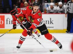 Gustav Forsling Chicago Blackhawks