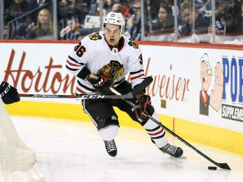 Blackhawks agree to extensions with Highmore and Lankinen, sign Barratt and Altybarmakyan