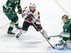Rockford IceHogs Anthony Louis