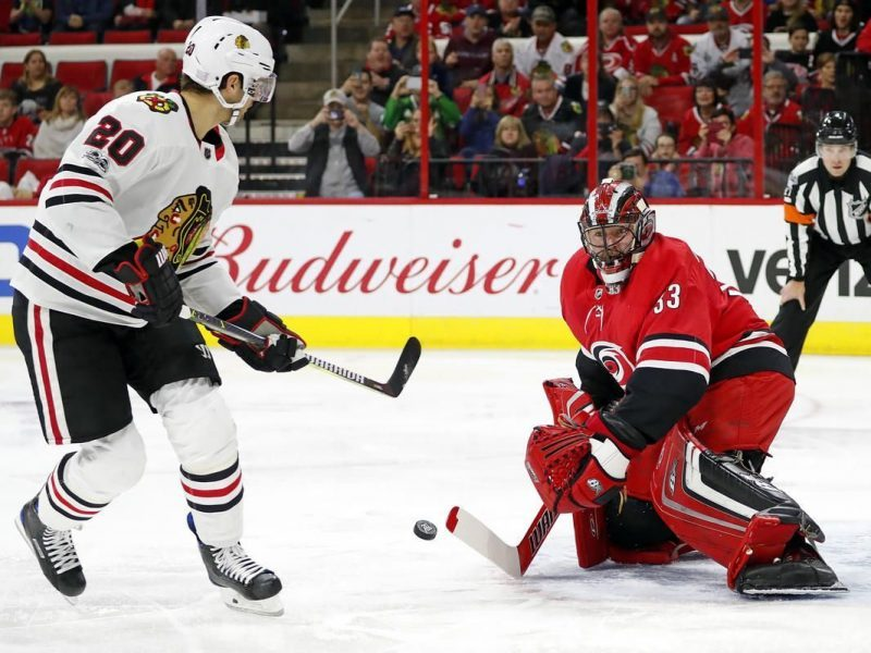 The Rink Saad-Carolina-e1541792569428 Preview Game Thread  Blackhawks vs.  Hurricanes ee67e6b34