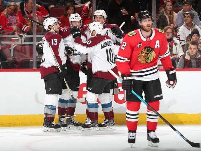 Preview/Game Thread: Chicago Blackhawks vs. Colorado Avalanche