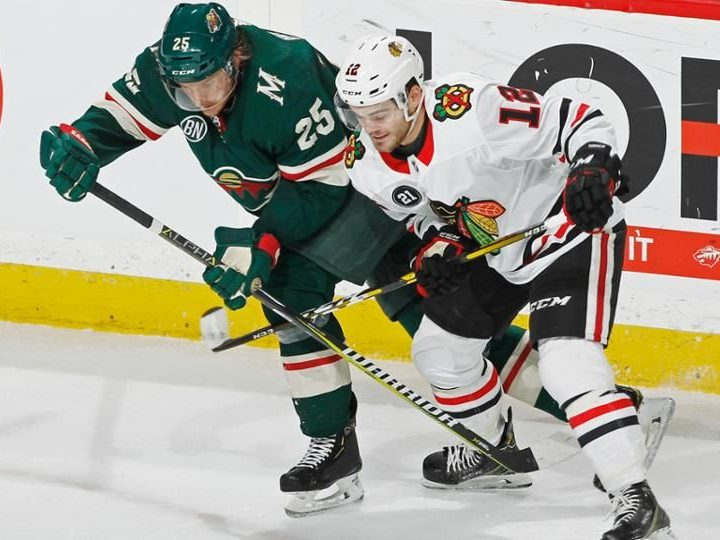Along The Boards: The Blackhawks Fail to Show up In Minnesota