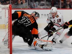 Blackhawks Flyers