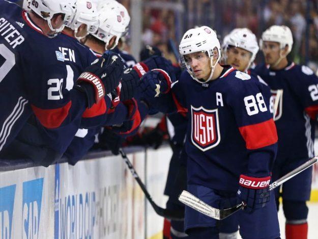1e4baeee2 The Rink USATSI 9529753-e1555359396964-1024x768 Patrick Kane named Team USA  Captain for IIHF World