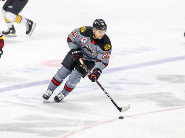 Philipp Kurashev IceHogs