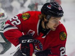 Brandon Hagel Rockford IceHogs