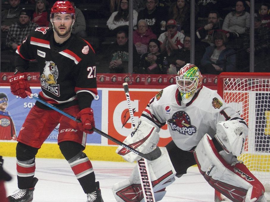 War Pigs Report: IceHogs at the mid-season mark