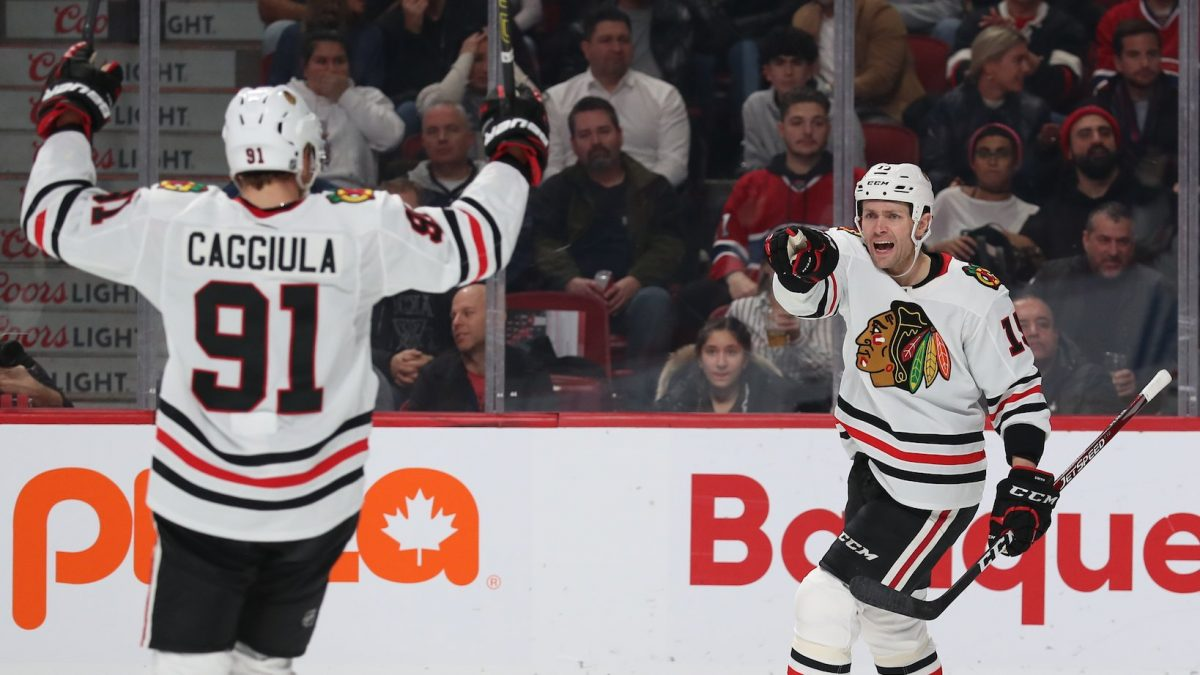 Along the Boards: Blackhawks win three straight, defeat Canadiens 4-1
