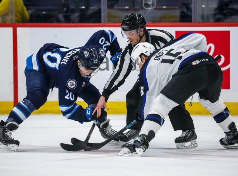 Eagles snap win streak in 4–3 overtime loss to the Moose