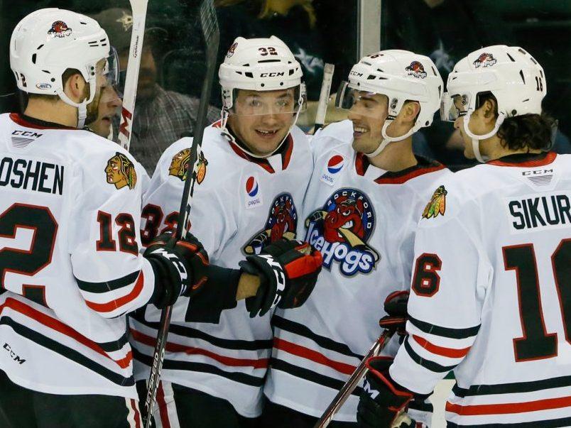 War Pigs Report: IceHogs sticking around in Calder Cup playoff hunt