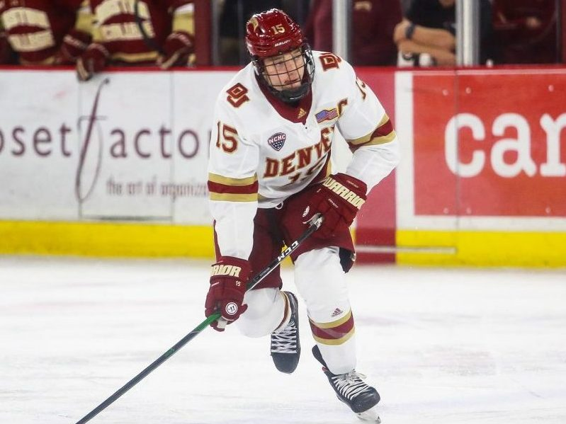 Blackhawks, Ian Mitchell agree to terms on entry-level contract