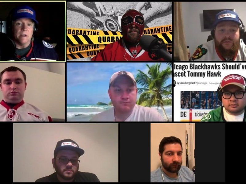 Blackhawks Rinkcast – Season 3, Episode 16 – Video Roundtable