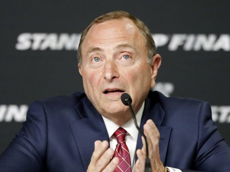 REPORT: NHL and NHLPA reach tentative agreement on phase 3-4 protocols