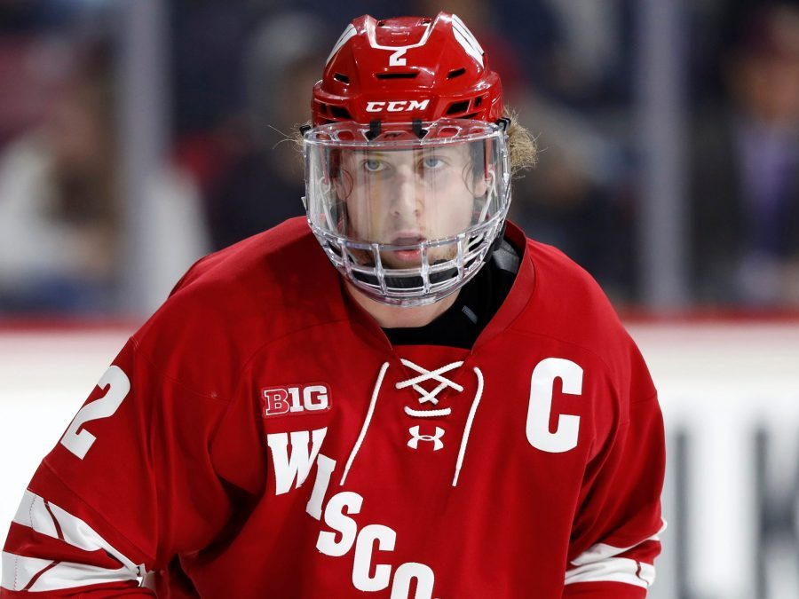 REPORT: Blackhawks to sign University of Wisconsin defenseman Kalynuk