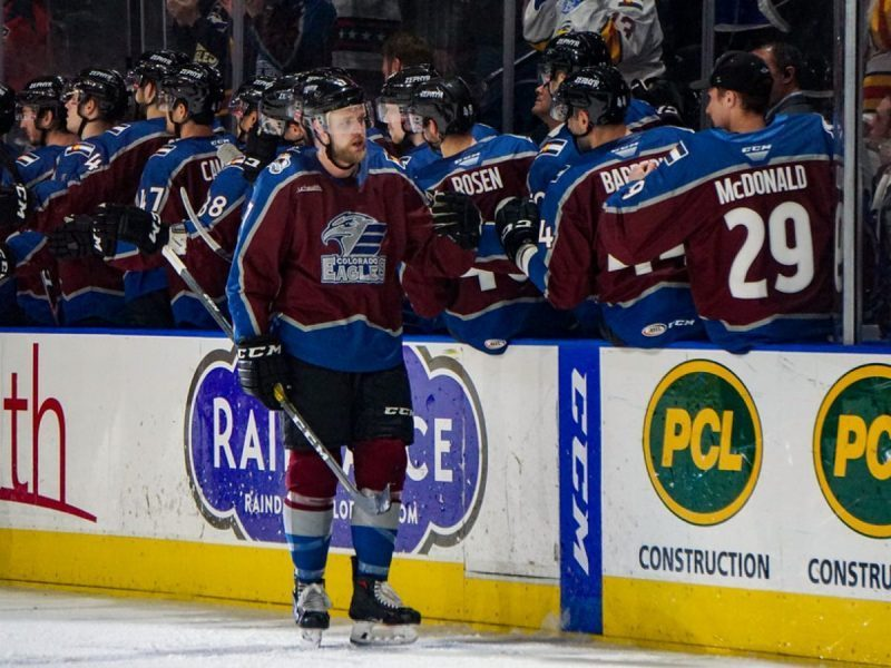 Previewing the 2020-21 Colorado Eagles roster, Part 3