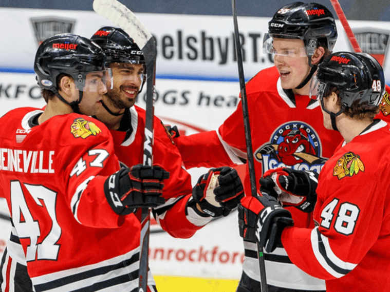 Rockford IceHogs: The Hogs' woes continue