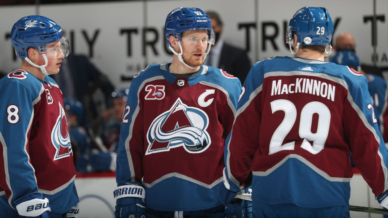 After first playoff loss, Avalanche need to reclaim 60 minute effort