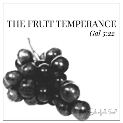 fruit temperance