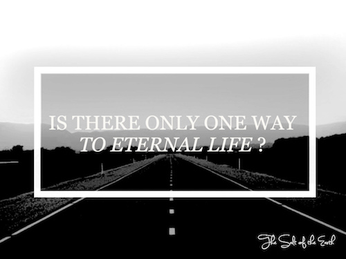 one way to eternal life