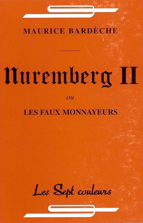 Résultat d'images pour nuremberg II ou les faux monnayeurs