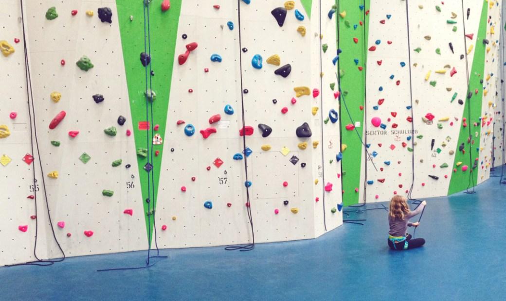 New Climbing Hall