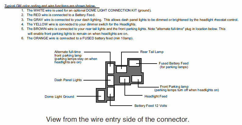 67 camaro rs headlight wiring diagram efcaviation com universal headlight switch wiring diagram at Gm Headlight Wiring Diagram