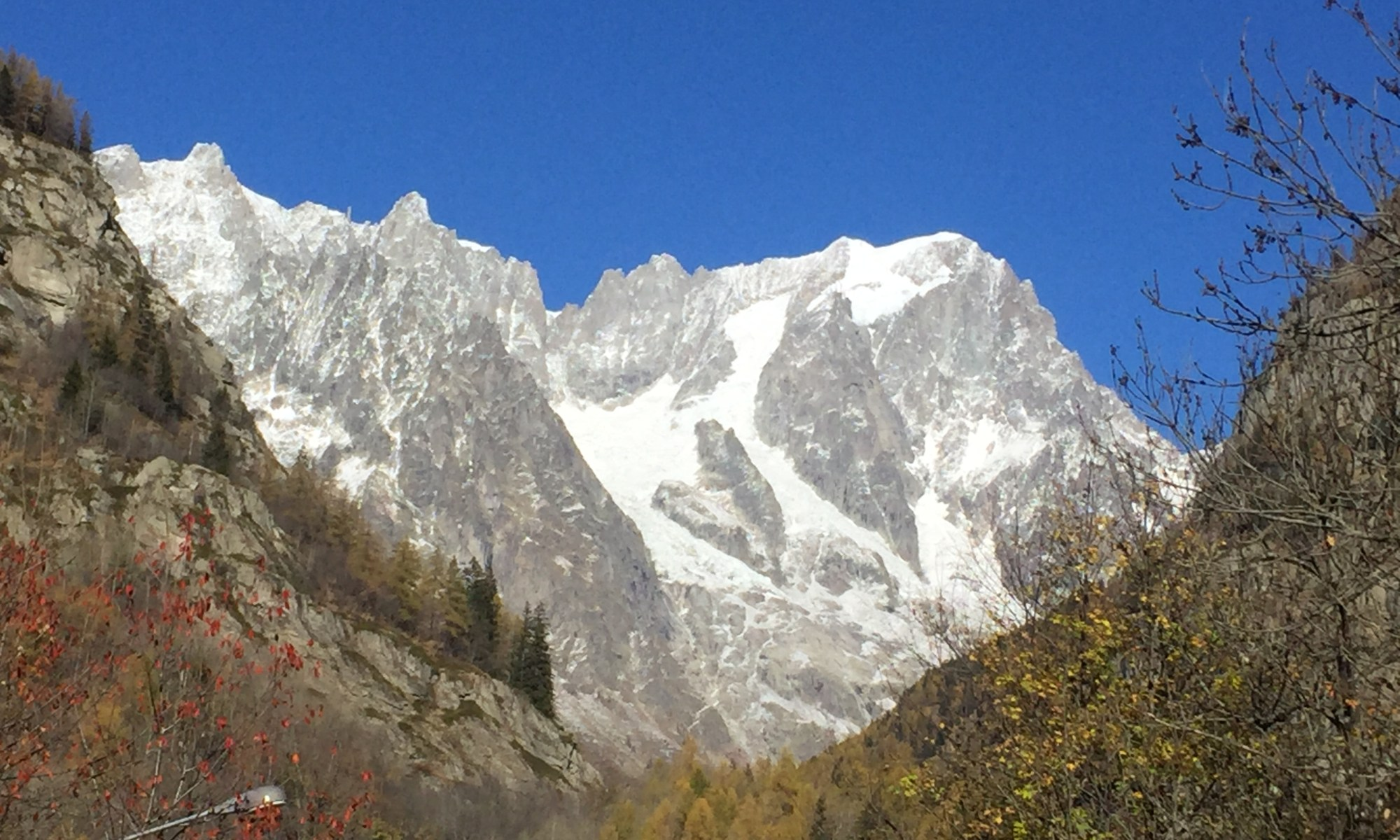 mont blanc see