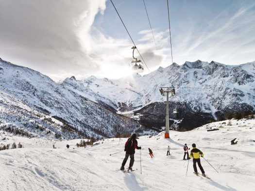 Saas-Fee is launching for the third year in the row its crowfunding campaign to get the WinterCARD for CHF 255.