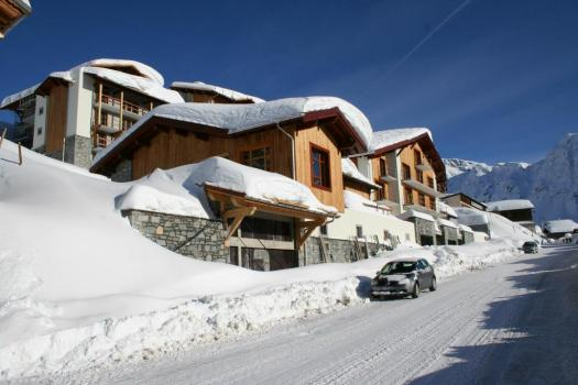 The new Hyatt Centric La Rosiere opens in town