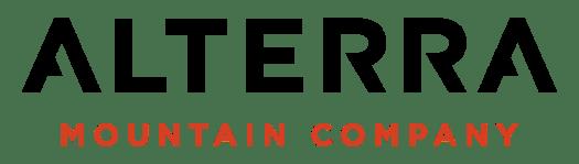 The new logo of Alterra Mountain Company