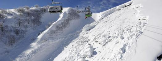Avalanches are still high risk - photo MAXXP - FranceInfo