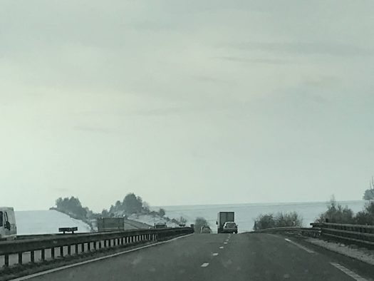 More driving in France in the autoroute - Photo by The-Ski-Guru