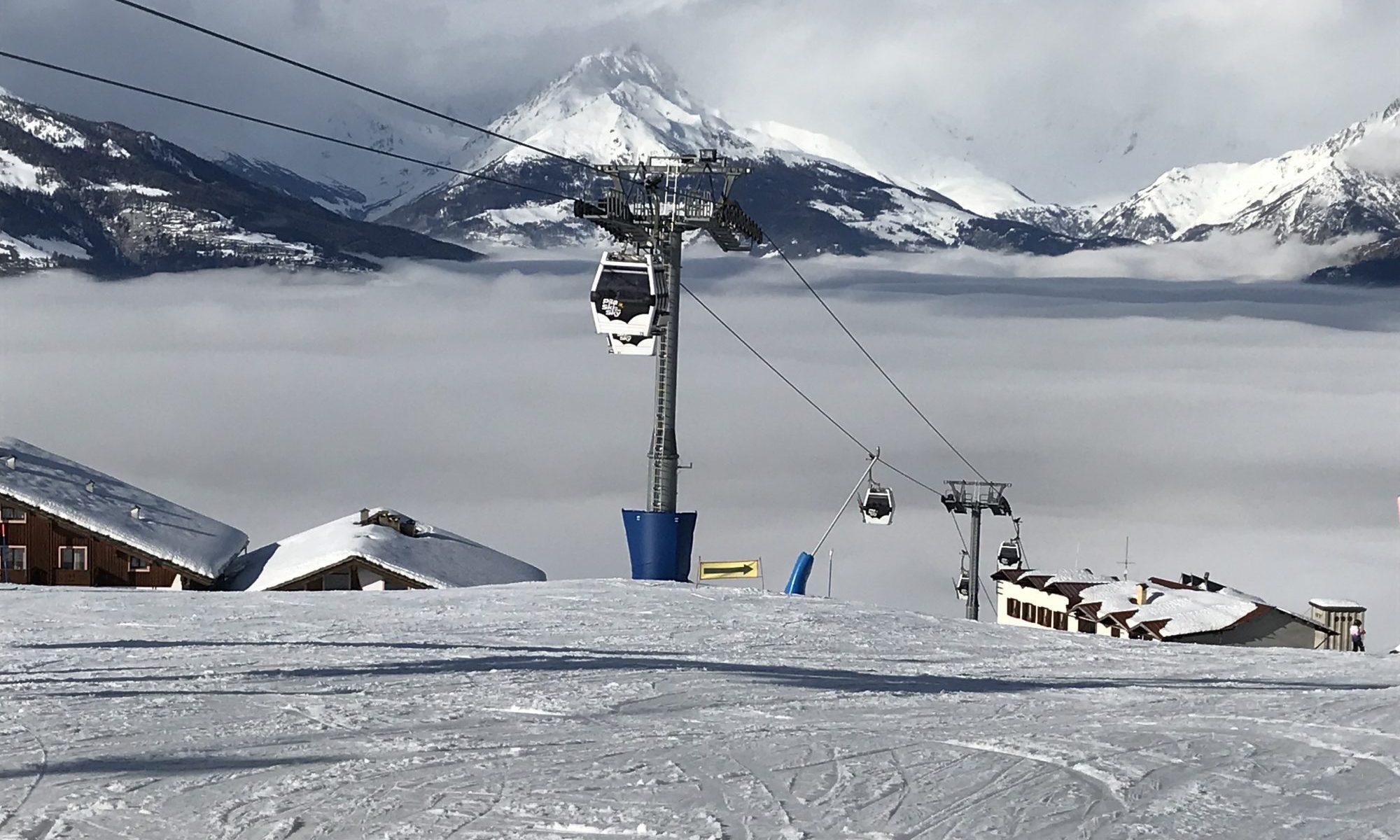 Family trip to Pila, Valle d'Aosta - Half term- Photo by The-Ski-Guru.