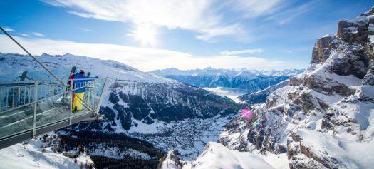 Two Swiss alpine sports deaths
