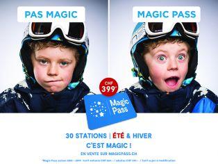 Magic Pass advert 2018.