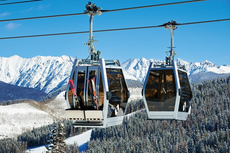 Vail Resorts- Gondola One. Photo by Jack Affleck - Vail Resorts.