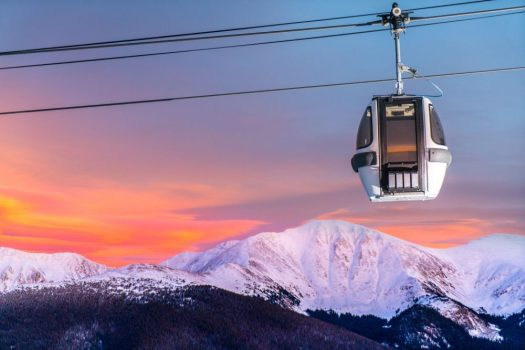 Winter Park Gondola - Cfrey- Photo courtesy of Alterra Mountain Co. Alterra expects to sell 250,000 Ikon ski passes while Vail Resorts Epic Pass sales are up thanks to the $99 military pass.
