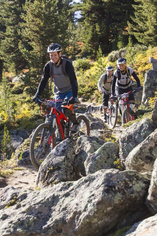 AREA47. Ötztal- Off Road Mountain bike - Photo by: Florian Breitenberger - Area47 in Tirol