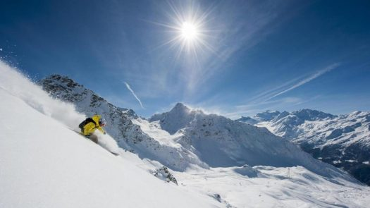 Verbier - Valais - What does Climate Change will mean to a Mountain Nation such as Switzerland by 2060.