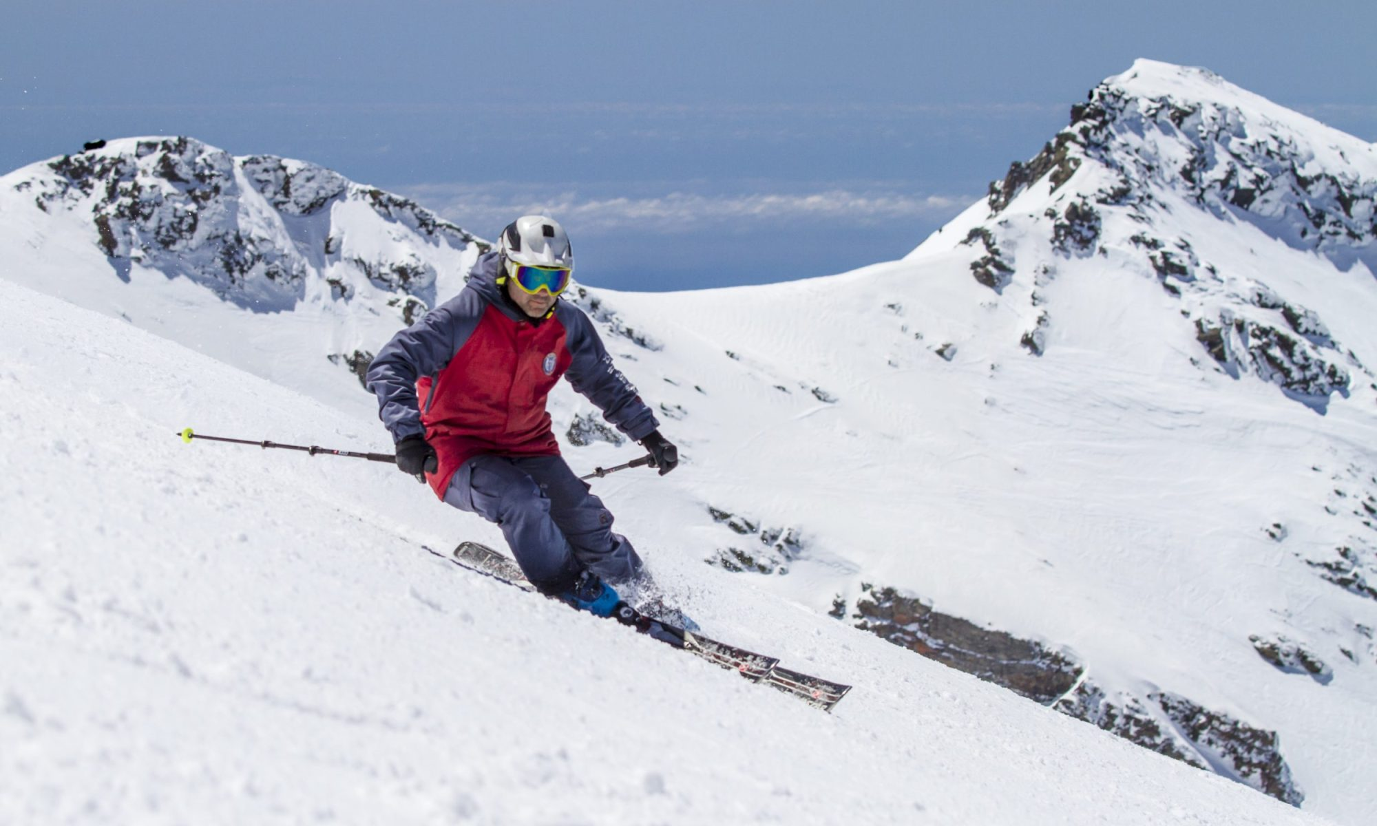 Sierra Nevada is having its pistes opened until May 6th.