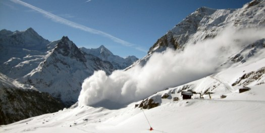 What is the real risk from avalanches?