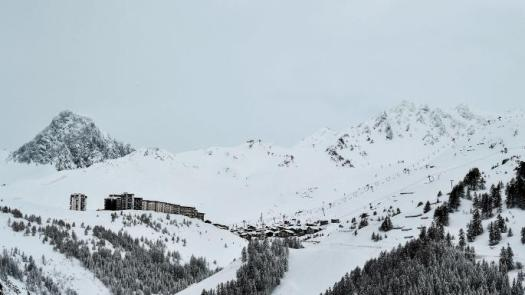 There has been lots of snow storms this season in the Alps, making it very risky for those venturing off-piste. British skier John Bromell lost his life in the French Alps.
