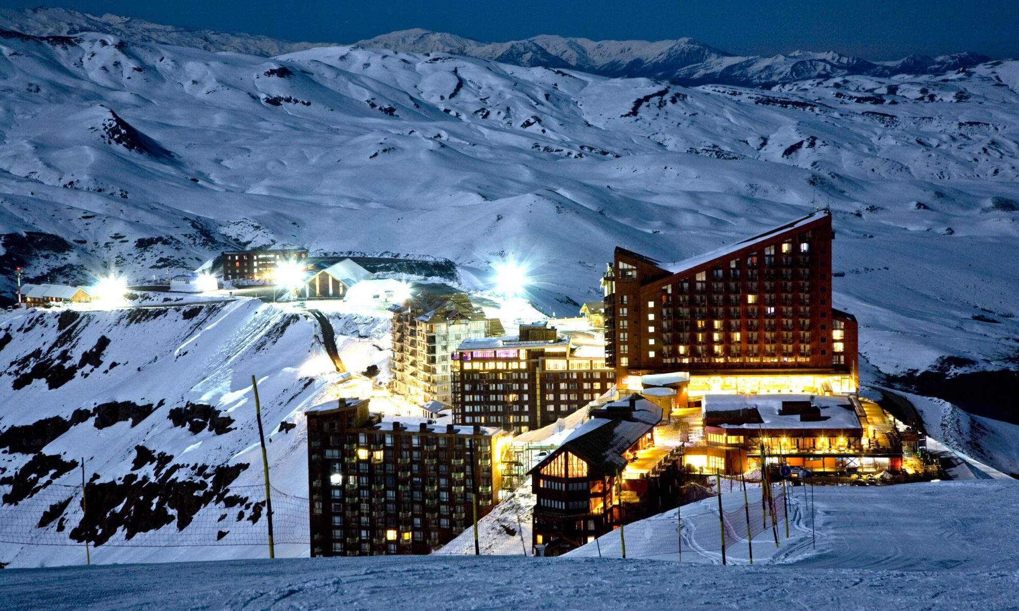 Valle Nevado is now part of the IKON Pass. Photo: Valle Nevado Ski Resort.