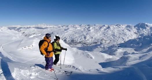 Photoleabeau - Les Menuires - Les Trois Vallées photo. What is new with Les 3 Vallées 2018-19 ski season.