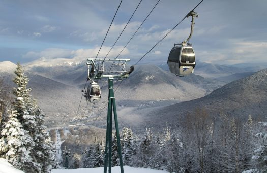 Loon Mountain, another option on the East Coast for IKON Pass holders.